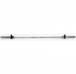 D-2920 · WEIGHTLIFTING BAR 200 CM. 50 MM. DIAMETER