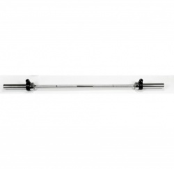 D-2915 · WEIGHTLIFTING BAR 150 CM. 50 MM. DIAMETER